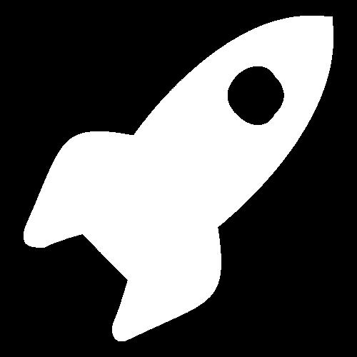 Boost Rocket Icon