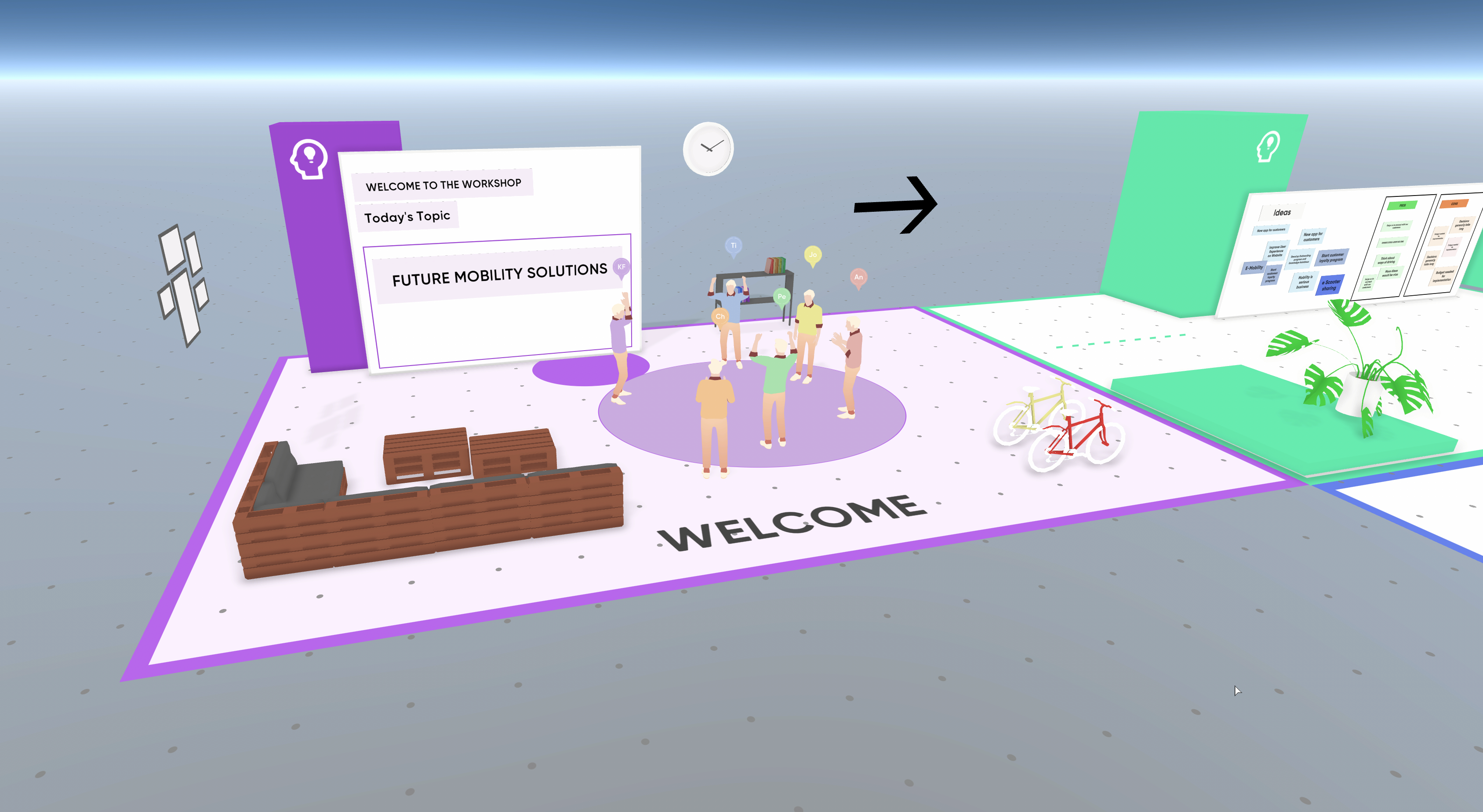 Welcome Area-1